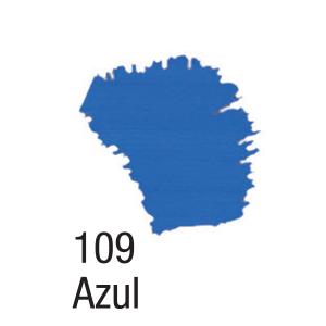 Tinta Acrílica Azul Neon (60ml)