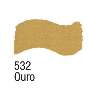 Tinta Acrílica Ouro Metálico (60ml)