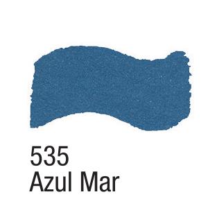 Tinta Acrílica Azul Mar Metálico (60ml)