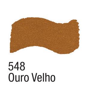 Tinta Acrílica Ouro Velho Metálico (60ml)