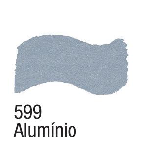 Tinta Acrílica Alumínio Metálico (60ml)