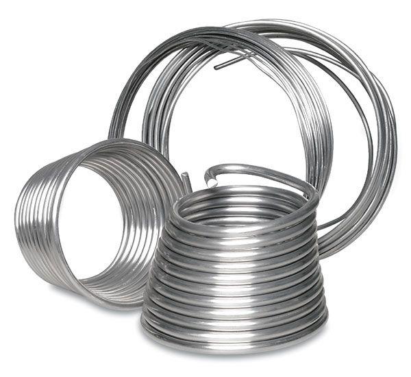 Arame de alumínio 1mm [50 g]
