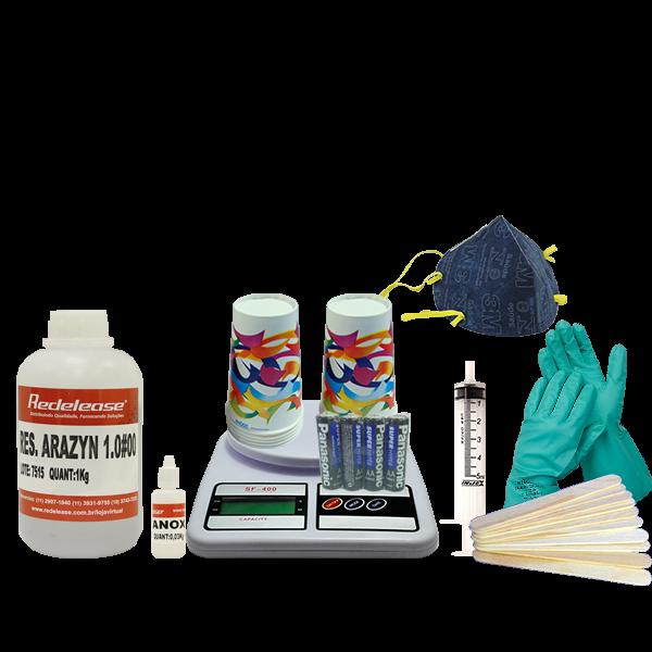 Kit Incrustação de Insetos