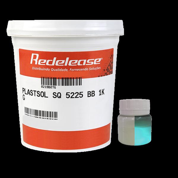 Kit: Plastisol SQ 5225 + Pigmento Redelux Para Fabricação De Isca Glow
