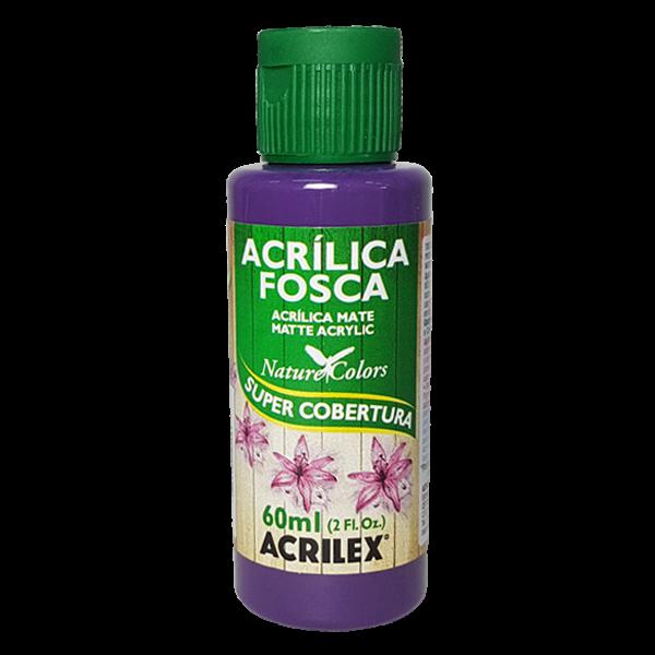 Tinta Acrílica Violeta Escuro Acrilex (60ml)