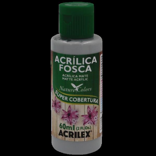 Tinta Acrílica Cinza Acrilex (60ml)