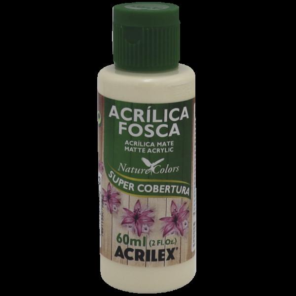 Tinta Acrílica Creme Acrilex (60ml)