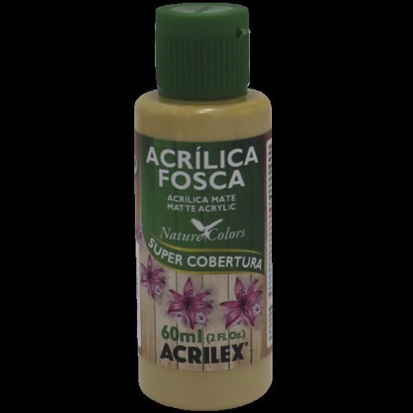 Tinta Acrílica Ocre Acrilex (60ml)