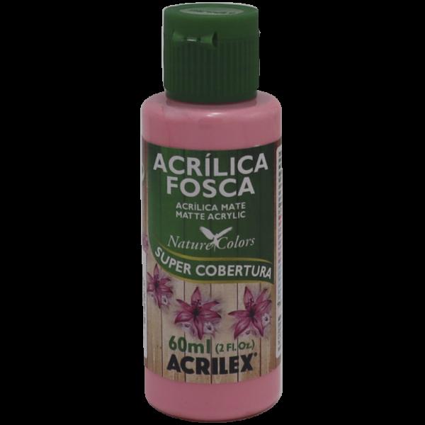 Tinta Acrílica Rosa Acrilex (60ml)