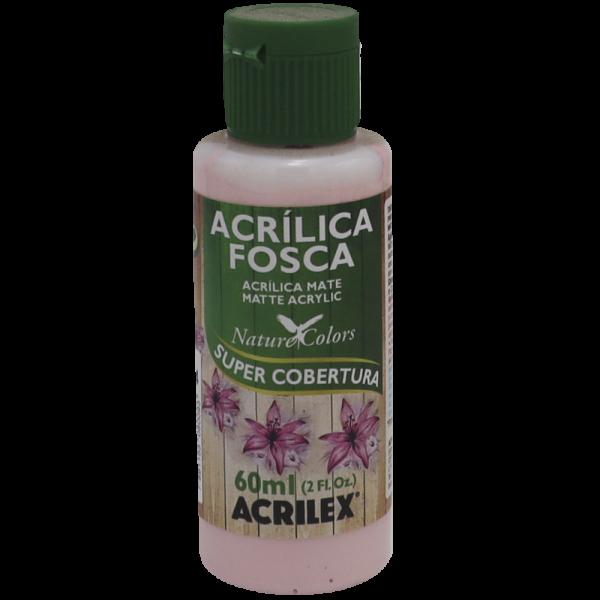 Tinta Acrílica Rosa Cotton Acrilex (60ml)