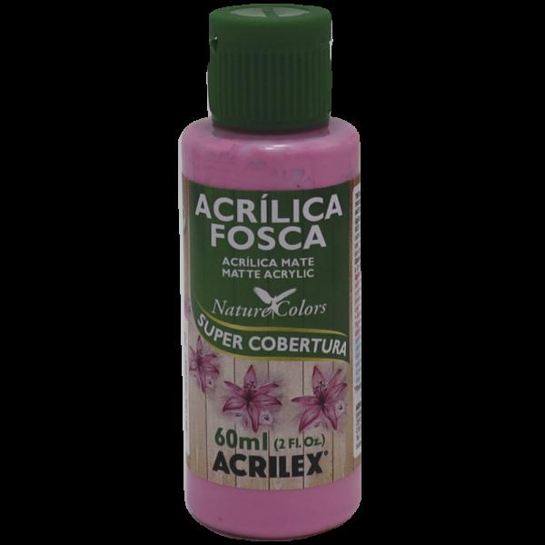 Tinta Acrílica Rosa Escuro Acrilex (60ml)