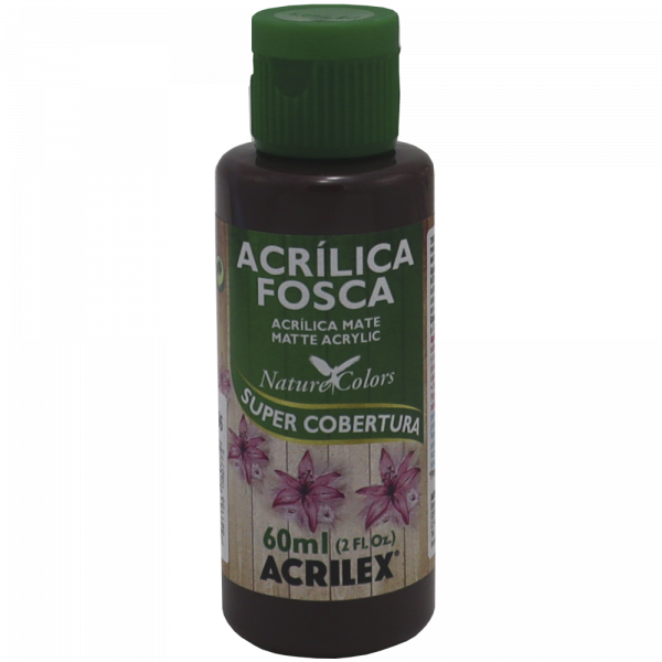 Tinta Acrílica Rustico Acrilex (60ml)