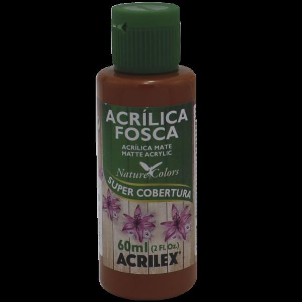 Tinta Acrílica Siena Natural Fumê Acrilex (60ml)