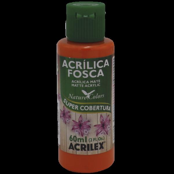 Tinta Acrílica Tangerina Acrilex (60ml)