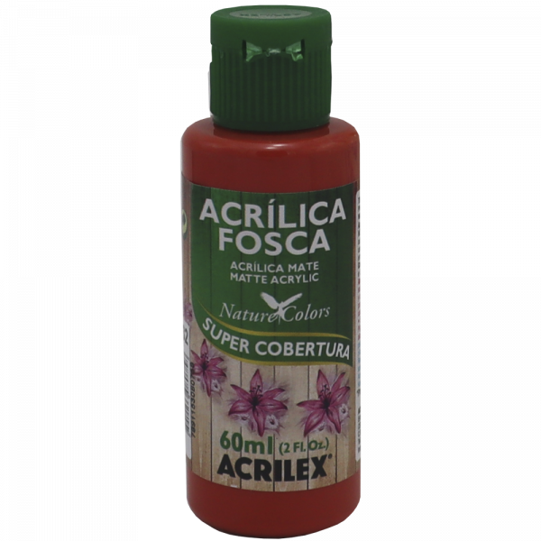 Tinta Acrílica Telha Acrilex (60ml)