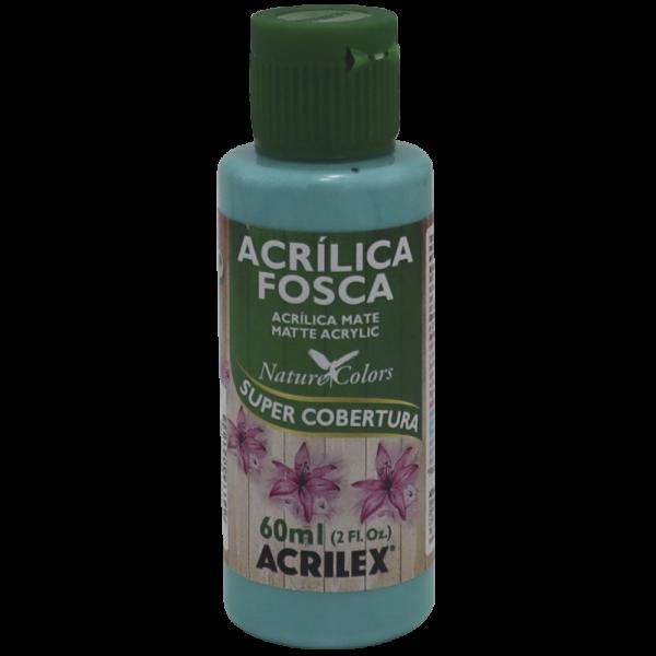Tinta Acrílica Turquesa Acrilex (60ml)