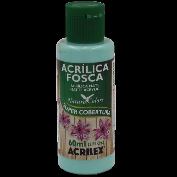 Tinta Acrílica Verde Água Acrilex (60ml)