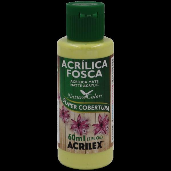 Tinta Acrílica Verde Alecrim Acrilex (60ml)