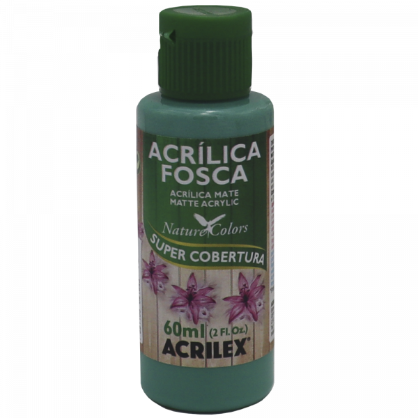 Tinta Acrílica Verde Country Acrilex (60ml)