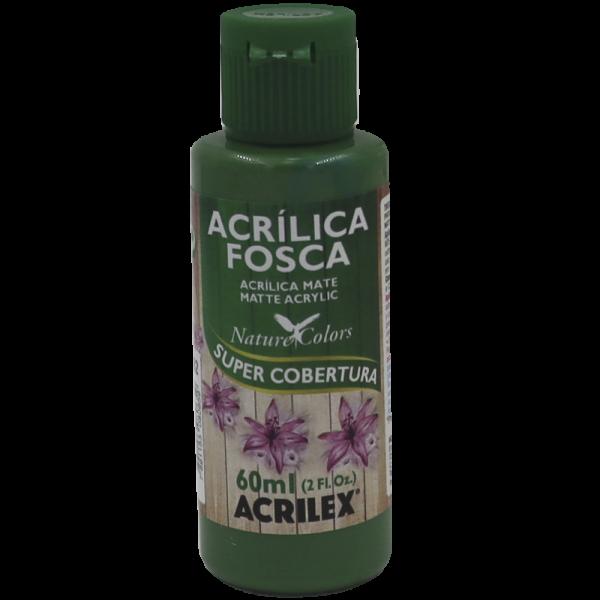 Tinta Acrílica Verde Grama Acrilex (60ml)