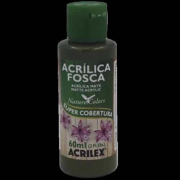 Tinta Acrílica Verde Oliva Acrilex (60ml)