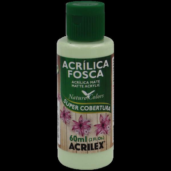Tinta Acrílica Verde Primavera Acrilex (60ml)