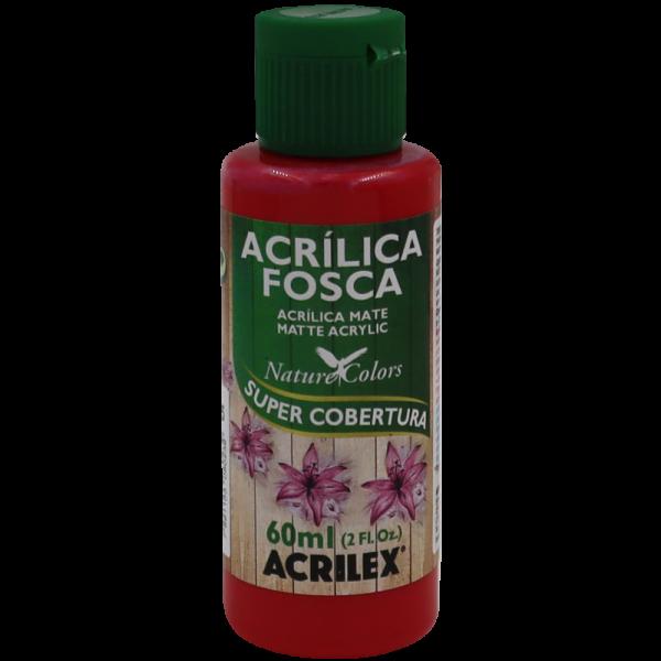 Tinta Acrílica Vermelho Acrilex (60ml)