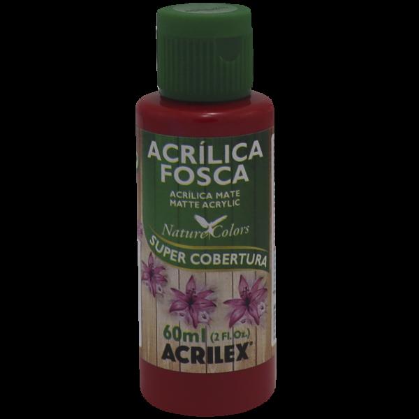 Tinta Acrílica Vermelho Escarlate Acrilex (60ml)