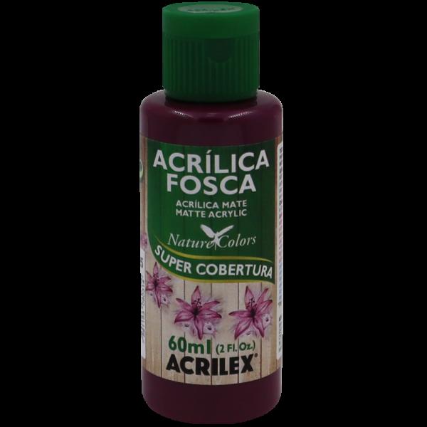 Tinta Acrílica Vinho Acrilex (60ml)